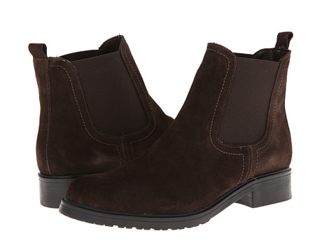 The FLEXX - Shetland (Ebony Suede) Women's Shoes