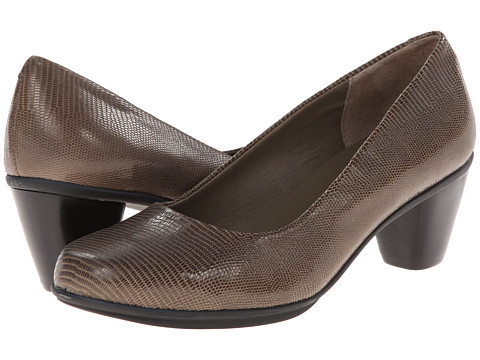 Rose Petals - Piano (Light Taupe Patent Lizard) Women's Shoes