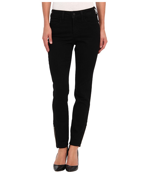 NYDJ - Henrietta Super Skinny in Black (Black) Women