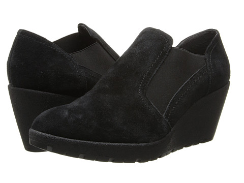 The FLEXX - Catchup (Black Suede) Women