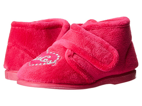 Cienta Kids Shoes - 108-063 (Infant/Toddler/Little Big) (Fuchsia) Girl's Shoes