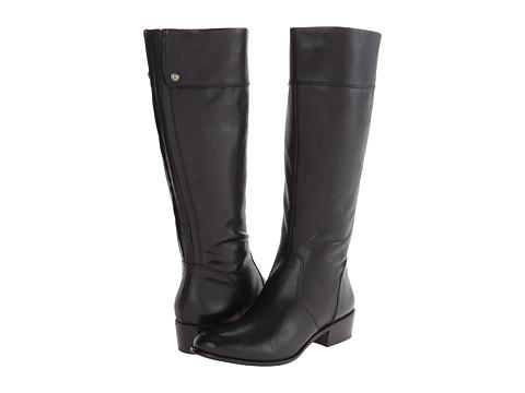 Corso Como - Samual-A (Black Florence) Women's Zip Boots