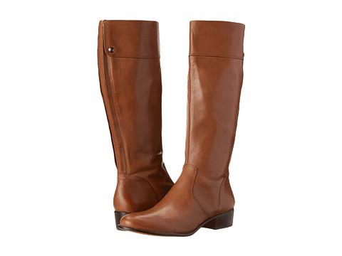 Corso Como - Samual-A (Brandy Florence) Women's Zip Boots