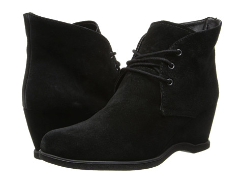 The FLEXX - Best Friend (Black Suede) Women