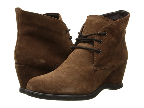 The FLEXX - Best Friend (Chestnut Suede) Women's Shoes