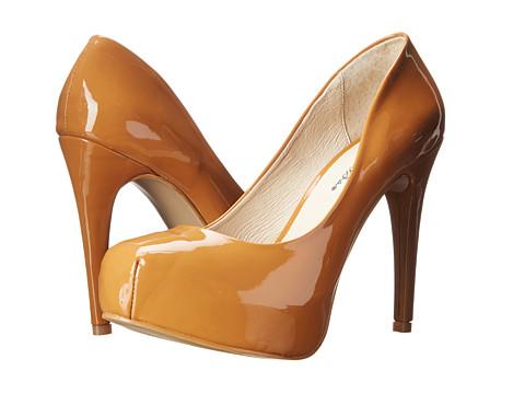 Gabriella Rocha - Jordan (Camel Patent) High Heels