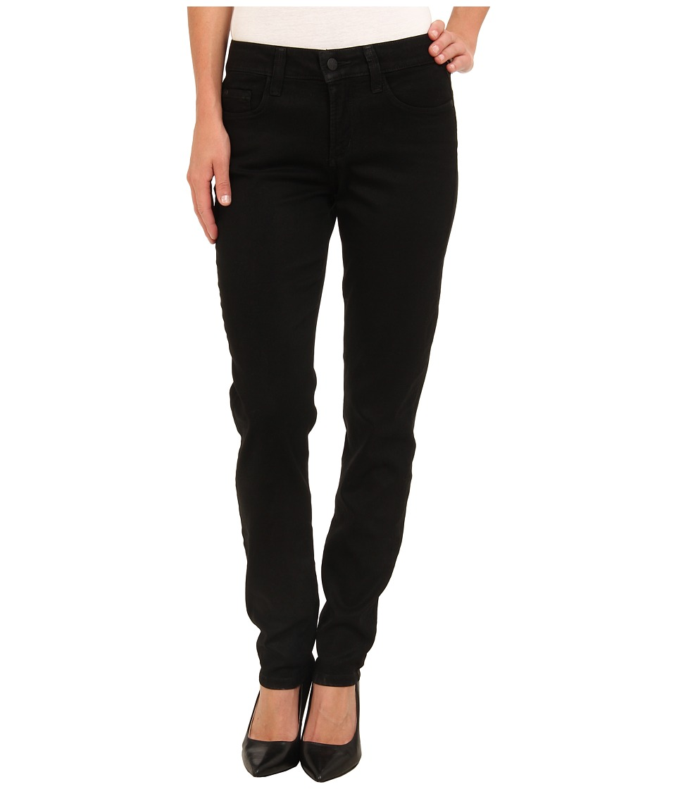 NYDJ - Alina Legging Coated Denim (Black) Women's Jeans