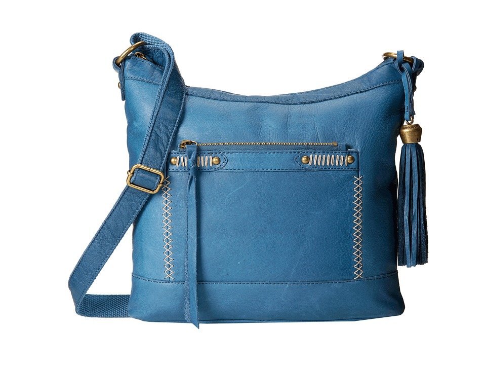 Lucky Brand - Karma Crossbody (Peacock) Cross Body Handbags