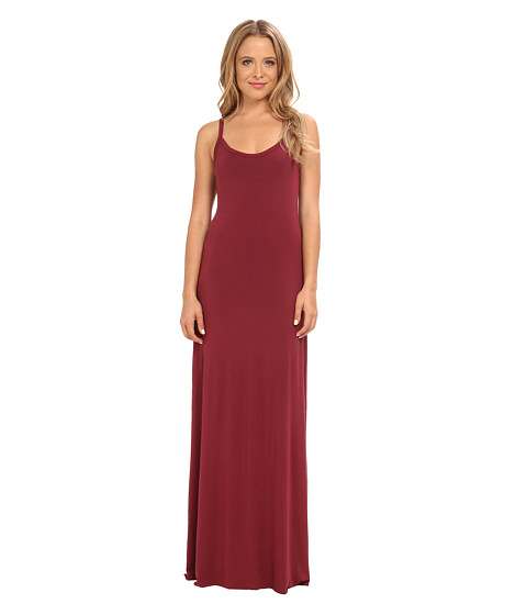 LAmade - Maxi Tank Dress (Syrah) Women