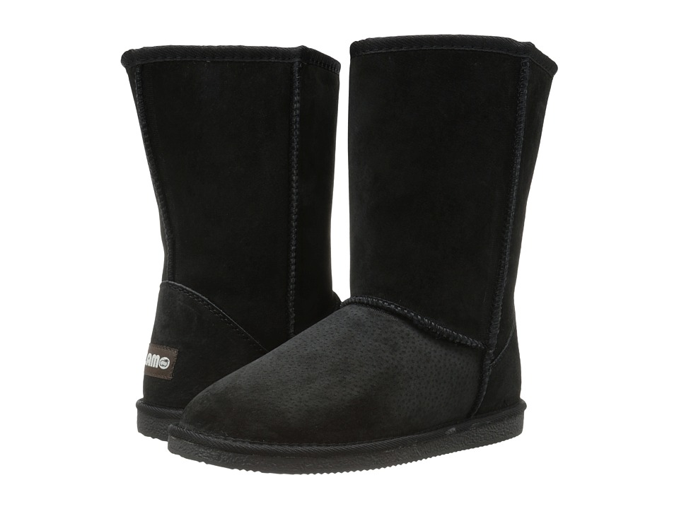 Lamo - 9 Boot (Black) Women's Boots