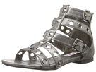 2 Lips Too - Too Abstract (Pewter) - Footwear