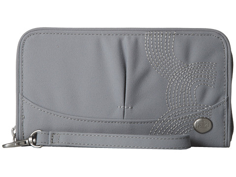 Haiku - Zip Wallet (Mist Gray) Wallet Handbags