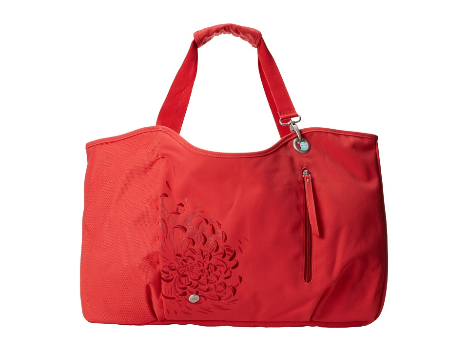Haiku - Day Tote (Bittersweet Cranberry) Tote Handbags