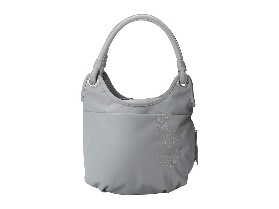 Haiku - Stroll (Mist Gray) Hobo Handbags