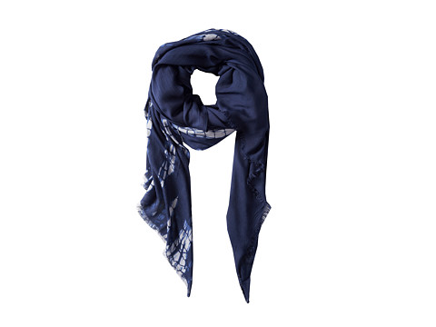 LAmade - Alligator Dye Scarf (Ink Blot) Scarves