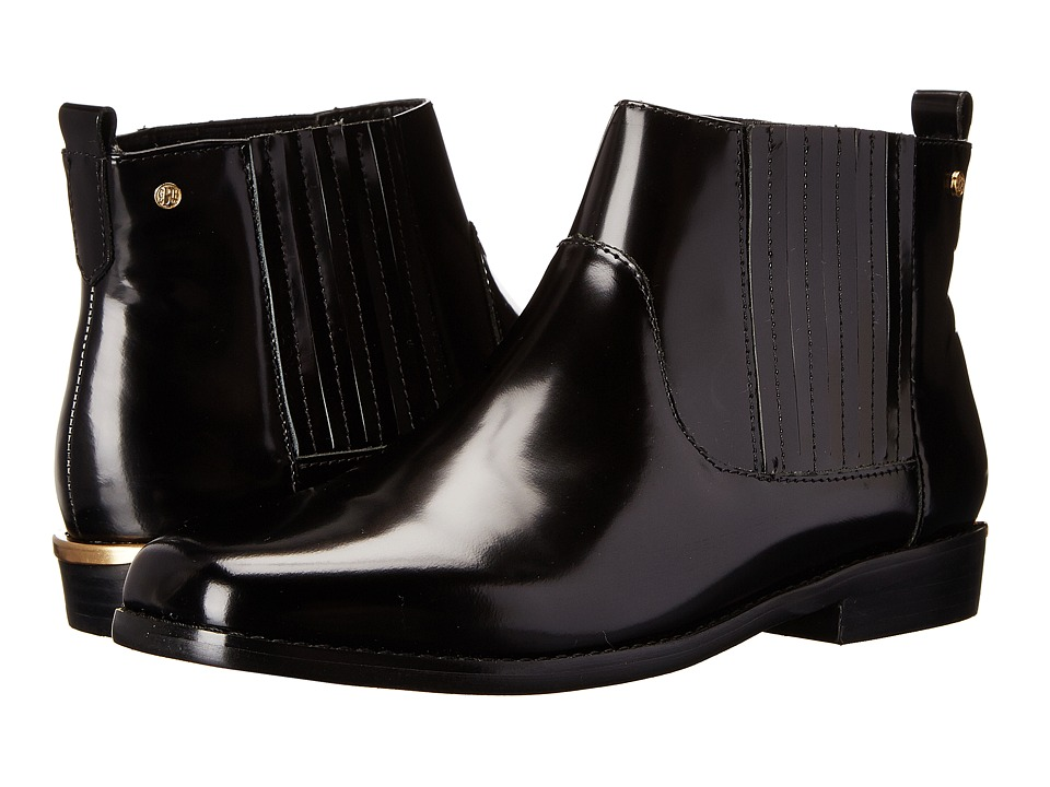 Bass - Billie (Black Royal Box Leather) Women's Boots