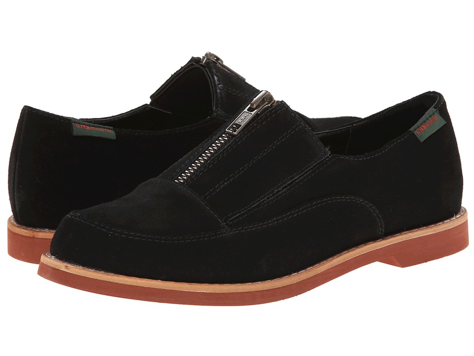 Bass - Ebbie (Black Cow Suede) Women's Shoes