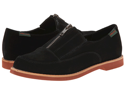 Bass - Ebbie (Black Cow Suede) Women
