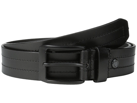 Marc New York by Andrew Marc - 35MM V-Trim Belt (Black) Men