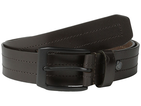 Marc New York by Andrew Marc - 35MM V-Trim Belt (Dark Brown) Men