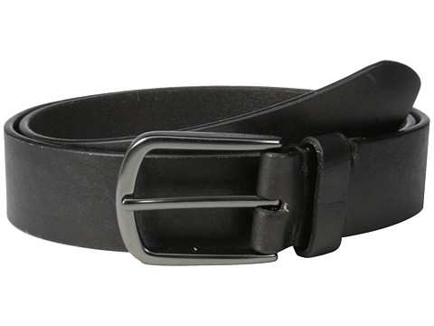 Marc New York by Andrew Marc - 35MM Khaki Belt (Black) Men