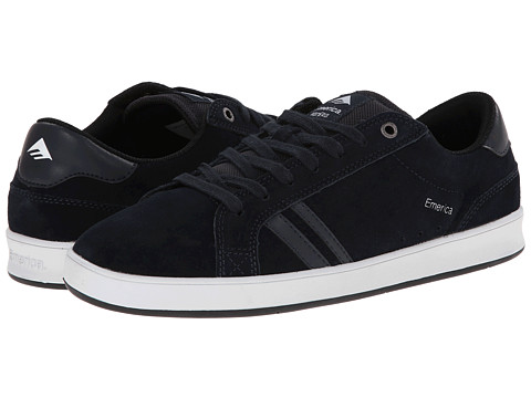 Emerica - The Leo 2 (Dark Navy) Men's Skate Shoes