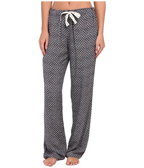 Calvin Klein Underwear - Printed Viscose PJ Pant (Ikat Geo Print) Women