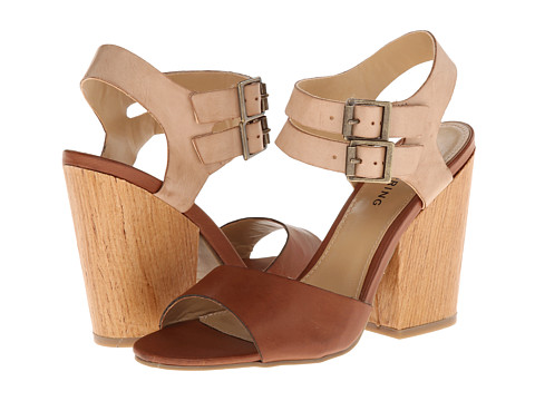 Call it SPRING - Sadoma (Tan) High Heels