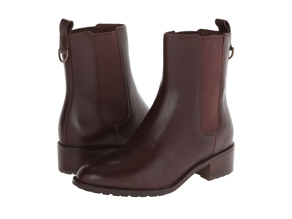 Cole Haan - Daryl Waterproof (Chestnut) Women's Waterproof Boots