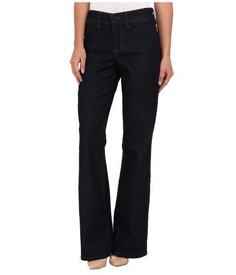 NYDJ - Isabella Trouser in Dark Enzyme (Dark Enzyme) Women