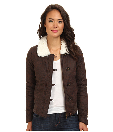 Jack by BB Dakota - Mitchell Jacket (Espresso) Women's Jacket