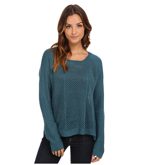 Jack by BB Dakota - Hamden Sweater (Deep Lake) Women