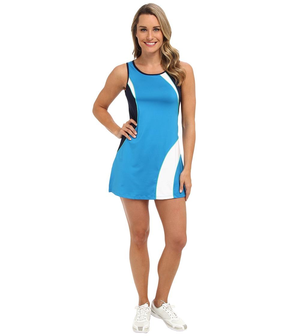 Tail Activewear - Holly Dress (Ocean Blue) Women's Dress