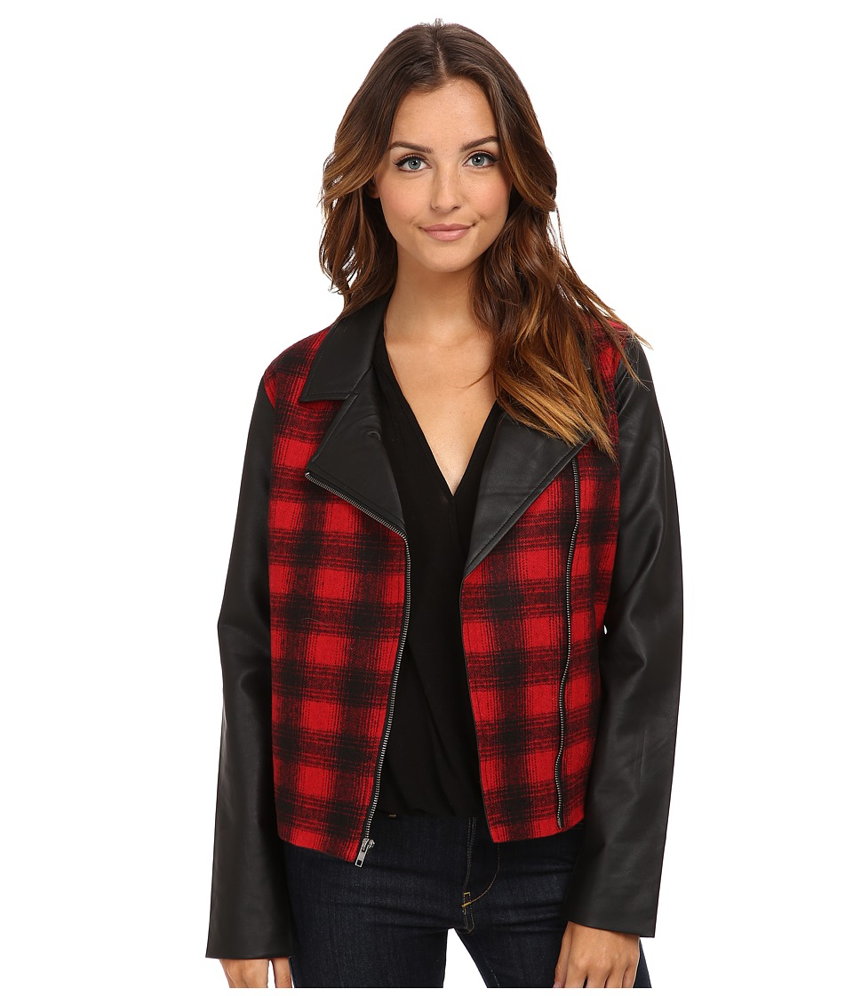 Jack by BB Dakota - Hughes Jacket (Black) Women