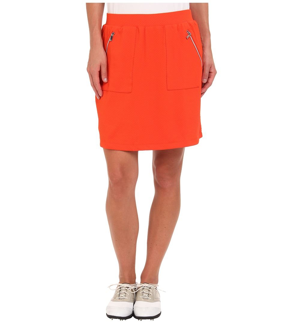 Tail Activewear - Maria Skort (Spicy Orange) Women's Skort