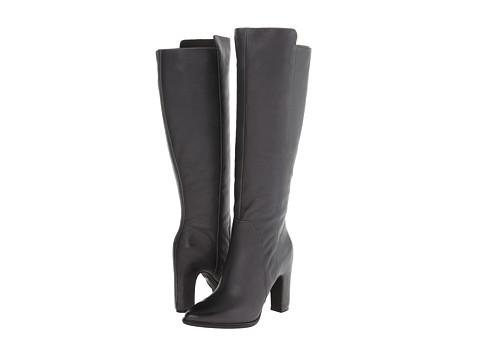 Kenneth Cole New York - Eva (Dark Grey Leather) Women's Shoes