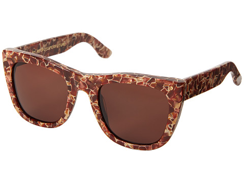 Super - Gals (Fierce Lava) Fashion Sunglasses
