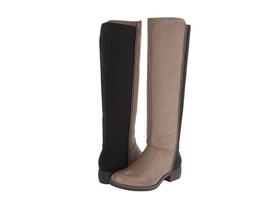 MIA Carolyn (Taupe Faux) Women