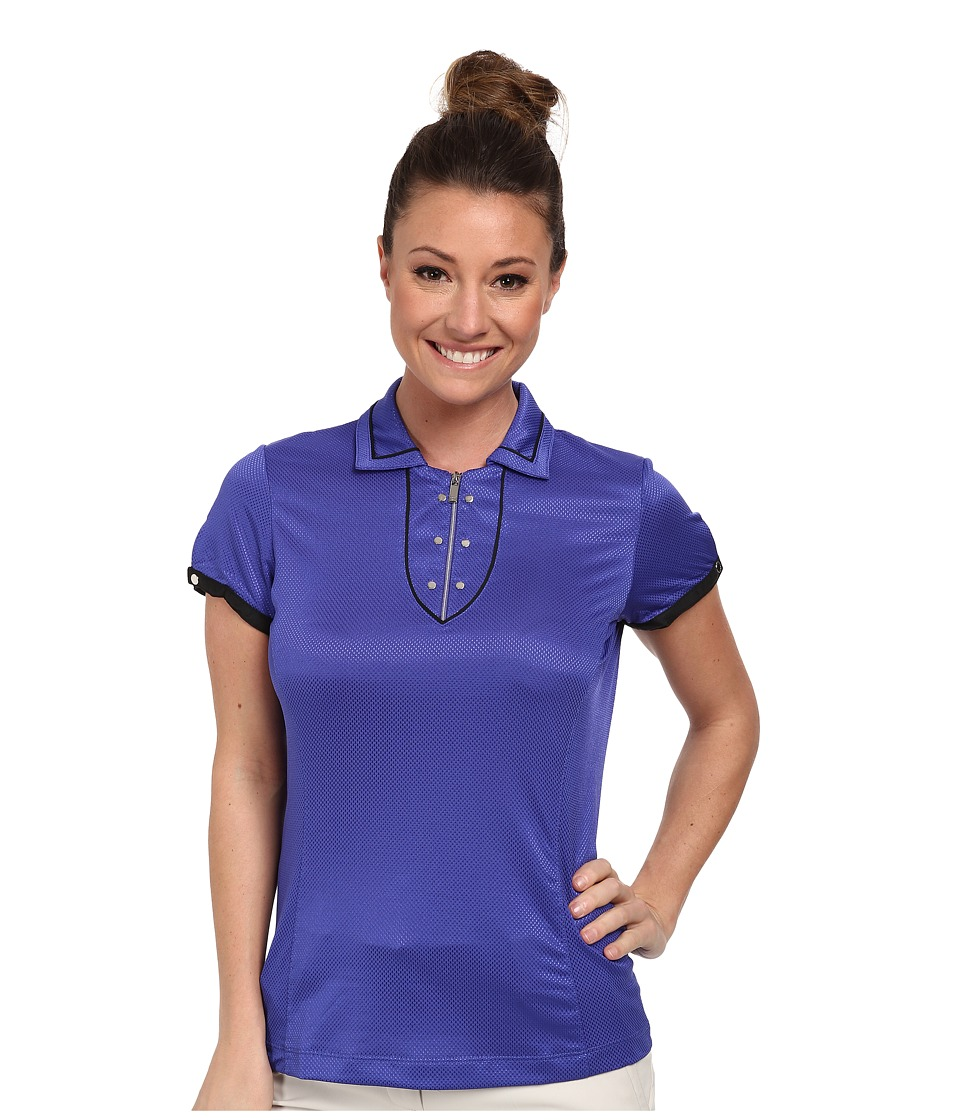 Tail Activewear Catherine Cap Sleeve (Ultramarine) Women