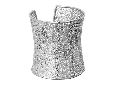 Kendra Scott - Ainsley Cuff (Rhodium) Bracelet