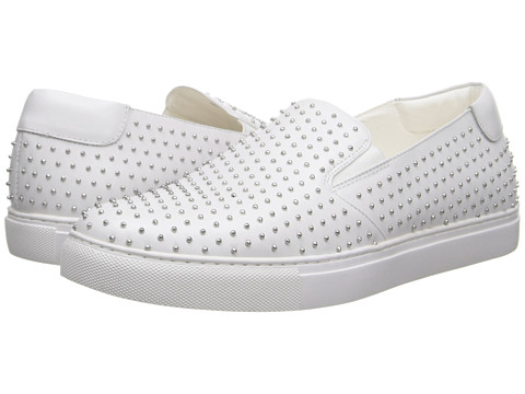 Kenneth Cole New York - King 3 (White Leather) Women