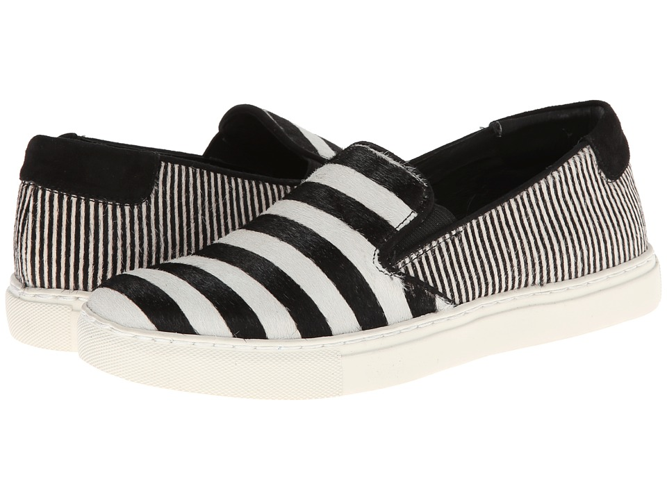 Kenneth Cole New York King (Black/White) Women