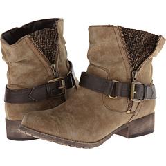 Jellypop Patriot (Brown) Footwear