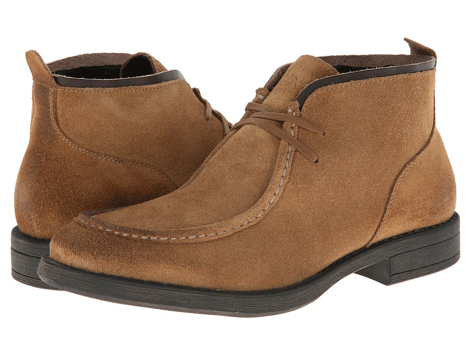 Marc New York by Andrew Marc - Howard (Earthstone/Nb Brown/Black) Men's Shoes
