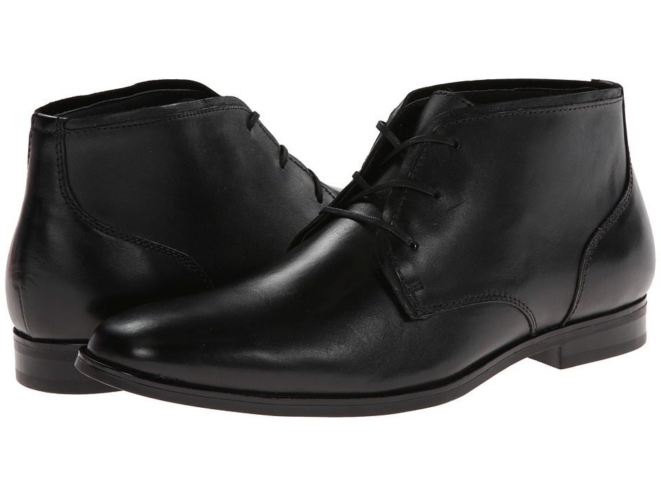 Marc New York by Andrew Marc - Lexington (Black) Men's Shoes