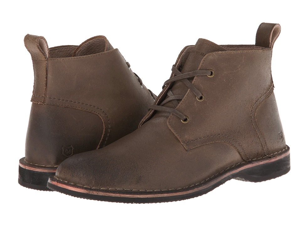 Marc New York by Andrew Marc - Dorchester Ckukka (Caribou/Black/Dark Natural/Natural) Men