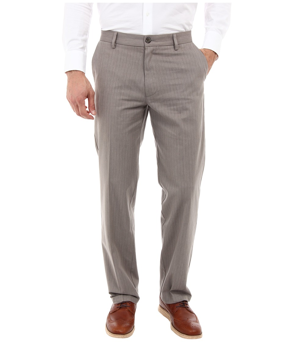 Dockers Men's - Signature Khaki D2 Straight Fit Flat Front (Morton/Oregano) Men's Casual Pants