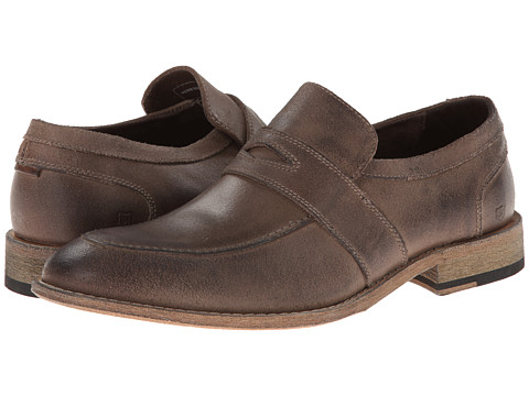 Marc New York by Andrew Marc - District (Mushroom/Natural) Men's Shoes