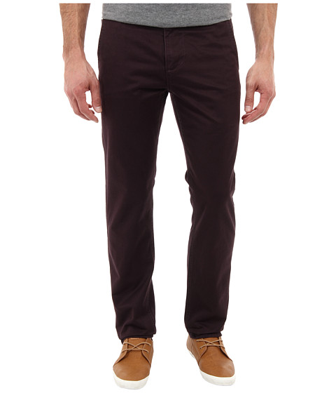Dockers Men's - Alpha Khaki Pant (Wild Plum) Men's Casual Pants