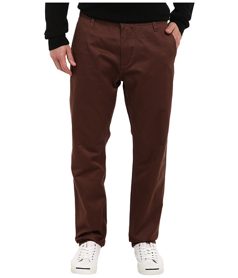 Dockers Men's - Alpha Khaki Pant (Chestnut) Men's Casual Pants